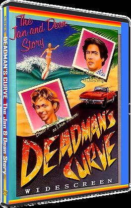 Deadmans Curve Front DVD image