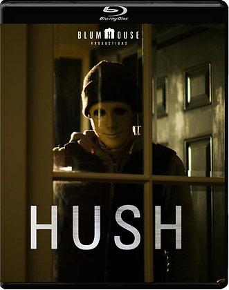 HUSH (2016) [Horror/Thriller] Blu-ray REGION FREE