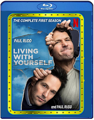 LIVING WITH YOURSELF - COMPLETE SEASON 1 [Blu-ray]