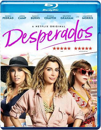 DESPERADOS [2020 Blu-ray] Comedy