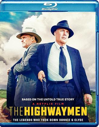 The Highwaymen [2019 Blu-ray]