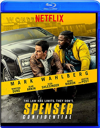 SPENSER CONFIDENTIAL [2020 Action/Comedy]