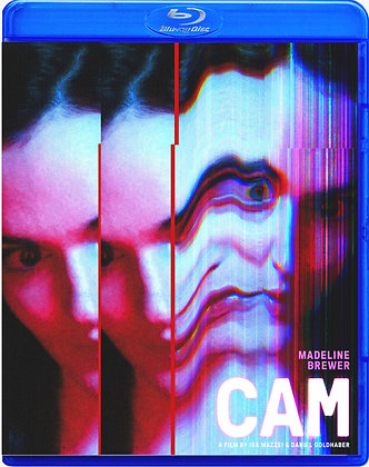 CAM [2019 Blu-ray]