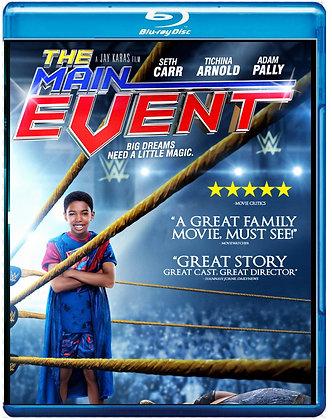 THE MAIN EVENT (2020 Blu-ray)  WWE American Comedy