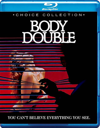 Body Double  Brian DePalma Thriller  Blu-ray