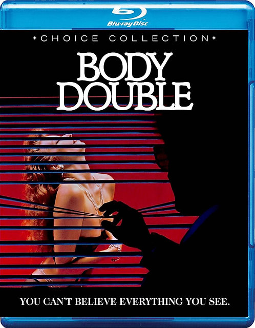 Body Double   Brian DePalma Thriller