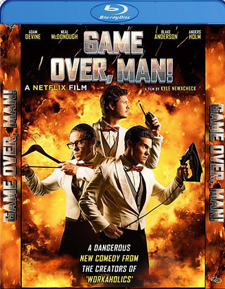 Game Over, Man! [Blu-ray]