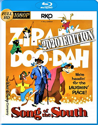 Song Of The South [Blu-ray] HD REMASTERED