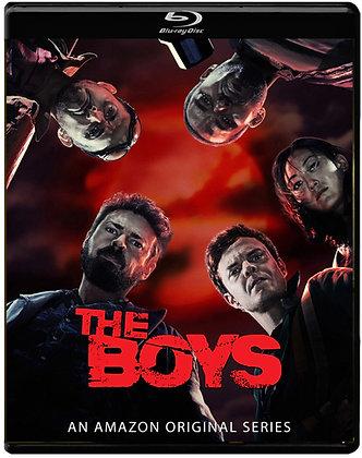 THE BOYS [SEASON ONE] BLU-RAY Amazon Series
