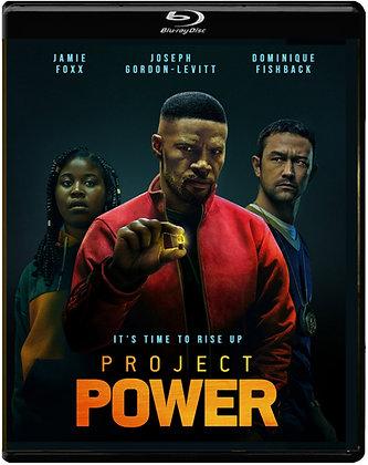 PROJECT POWER [2020 Blu-ray] Jamie Foxx