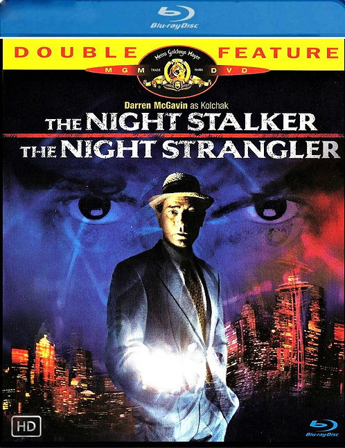 The Night Stalker/The Night Strangler [Blu-ray] 1080p HD
