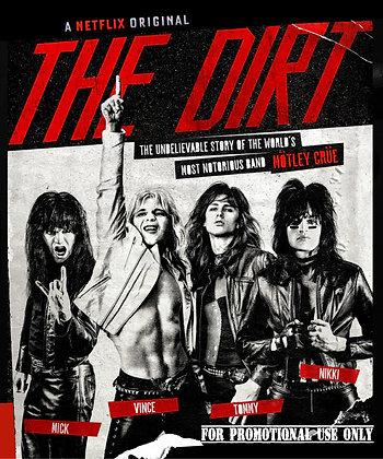 The Dirt  Mötley Crüe [Blu-ray]
