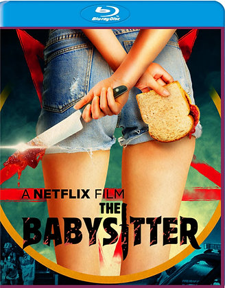 The Babysitter (2017) Netflix  Blu-ray Samara Weaving, Bella Thorne