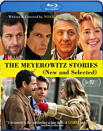 The Meyerowitz Stories (New and Selected) [Blu-ray]