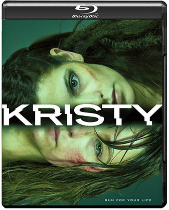 KRISTY [Blu-ray] Horror Cult Film