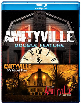 AMITYVILLE DOUBLE FEATURE [Blu-ray] Horror