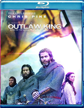 Outlaw King [Blu-ray] Chris Pine