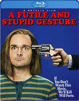 A Futile And Stupid Gesture -The National Lampoon Story