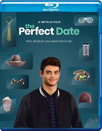 The Perfect Date [2019 Blu-ray] Comedy