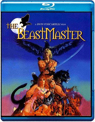 THE BEASTMASTER [HD REMASTER] Blu-ray 1080P