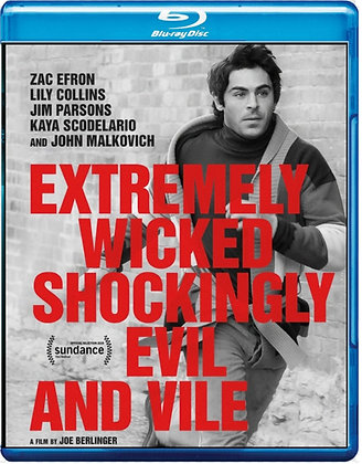 Extremely Wicked Shockingly Evil and Vile (Blu-ray)