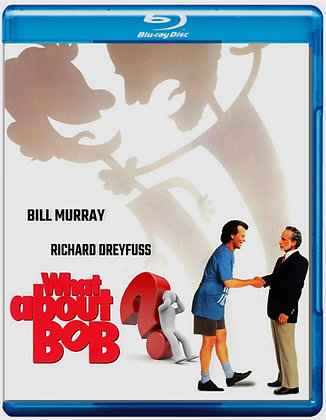 WHAT ABOUT BOB? [Blu-ray] BILL MURRAY COMEDY