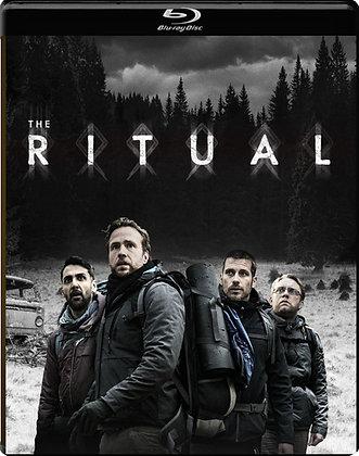 The Ritual (2017 ‧ Horror/Mystery) Blu-ray Region Free