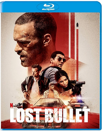 LOST BULLET [2020 BLU-RAY]  Action