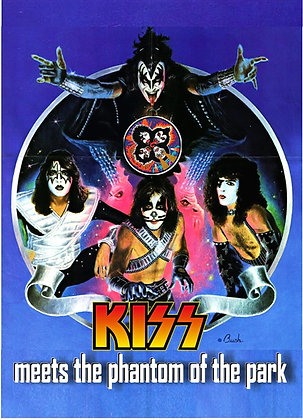 KISS MEETS THE PHANTOM [UK/USA-DVD] Widescreen
