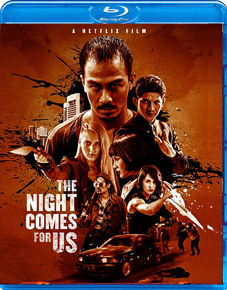 The Night Comes For Us [2019 Blu-ray]