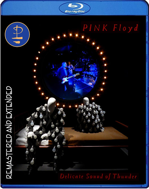 Pink Floyd - Delicate Sound Of Thunder Live in Concert [Blu-ray]
