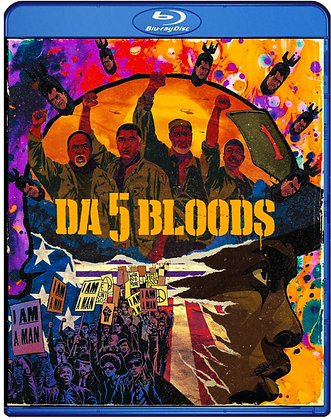 DA 5 BLOODS [2020 Blu-ray] Spike Lee