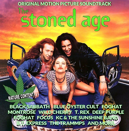 The Stoned Age Motion Picture Soundtrack [CD & DVD]