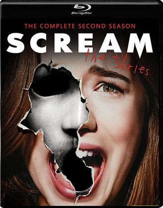 Scream [T.V. Series] Complete Season 2 [Blu-ray]