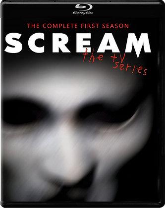 Scream [T.V. Series] Complete Season 1 [Blu-ray]