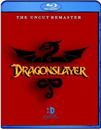 DRAGONSLAYER (1981) [BLU-RAY] UNCUT HD REMASTER