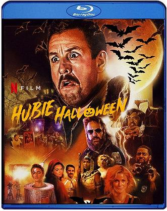 HUBIE HALLOWEEN [2020 Blu-ray] Adam Sandler