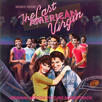 The Last American Virgin Motion Picture Soundtrack (1982, CD)
