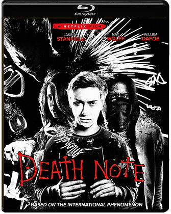 DEATH NOTE [NETFLIX MOVIE] 2017 Horror/Thriller