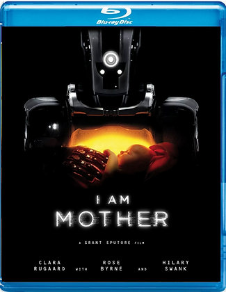 I Am Mother [2019 Blu-ray] SciFi Thriller