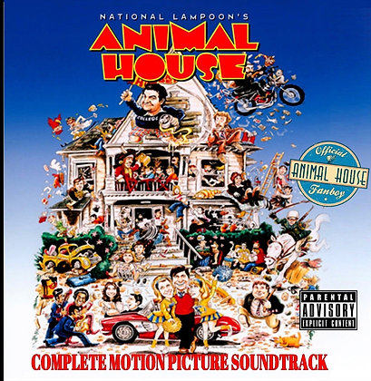 National Lampoon's Animal House Complete Soundtrack Extended/Remastered