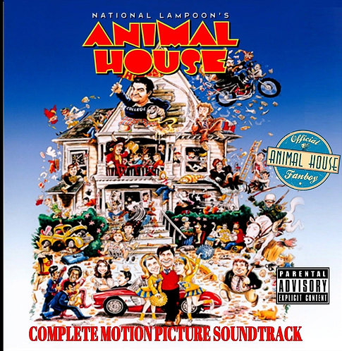 National Lampoon's Animal House -  Soundtrack Extended