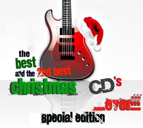 The Best & the 2nd Best Christmas CD's...EVER !!! 2 CD Holiday Music Collection