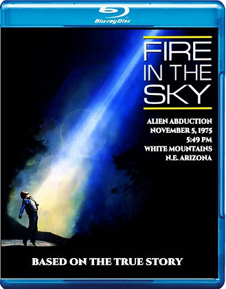 FIRE IN THE SKY(1983)[Blu-ray] HD REMASTER