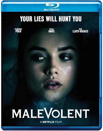 MALEVOLENT (2018 Blu-ray) ‧ Horror/Thriller