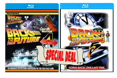Back To The Future 4 & 5