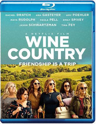 WINE COUNTRY [2019 Blu-ray] Comedy