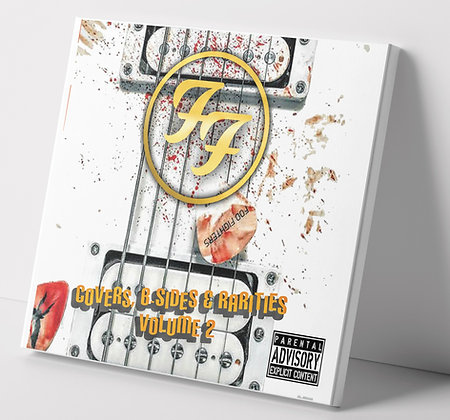 Foo-Fighters-Covers-B-sides-and-Rarities-Volume-2