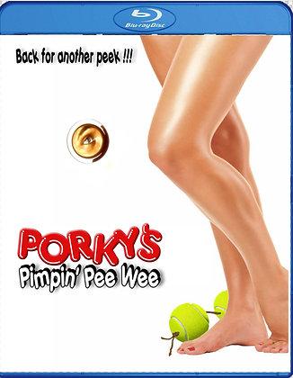 PORKY'S  PIMPIN' PEE WEE  [BLU-RAY/DVD]