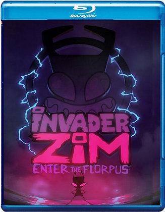 INVADER ZIM: ENTER THE FLORPUS [2019 Blu-ray]